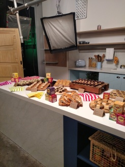 Comidinhas Tastemade servidas em uma das cozinhas estúdio deles :) Foto: Cozinha para Mortais